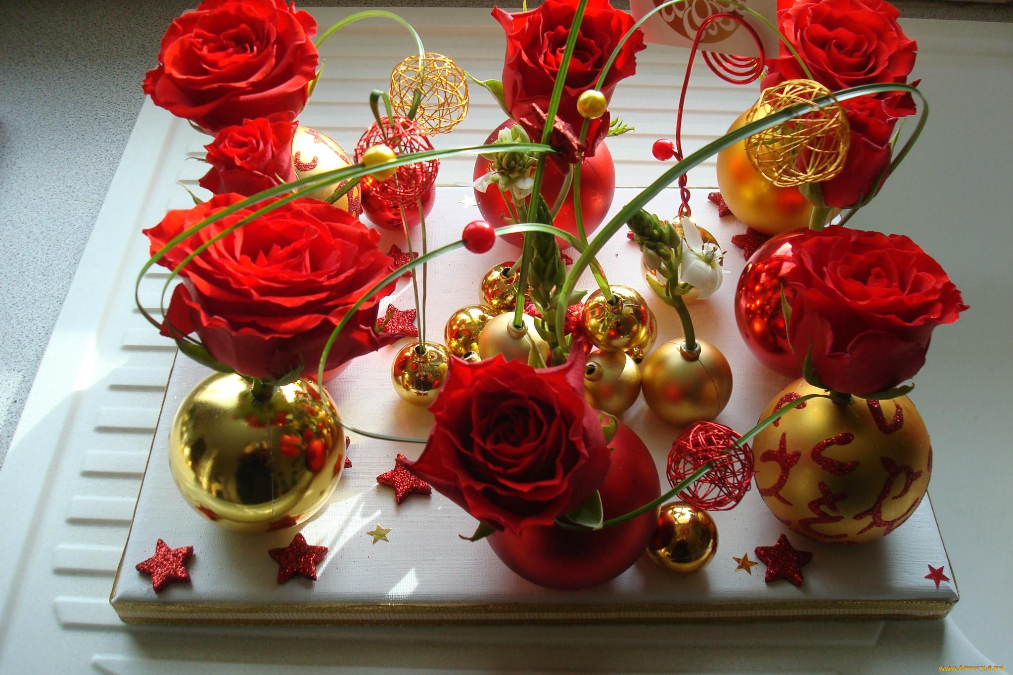 букет роз и шарики картинки часто
